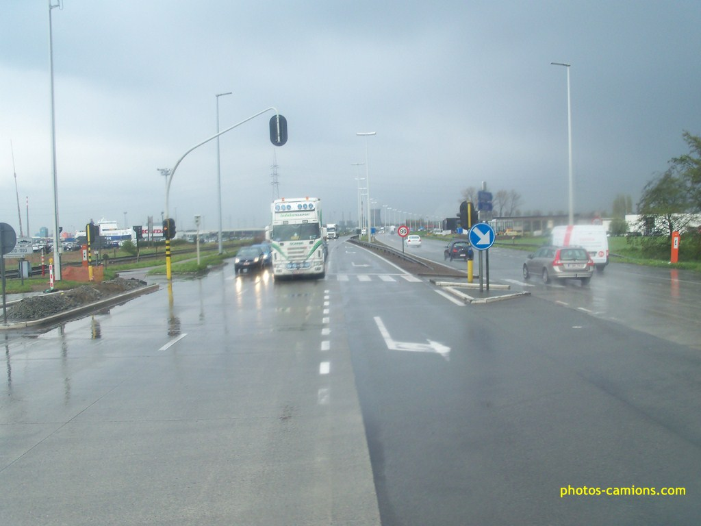 Indaka Transport (Temse) 4429991009879Copier