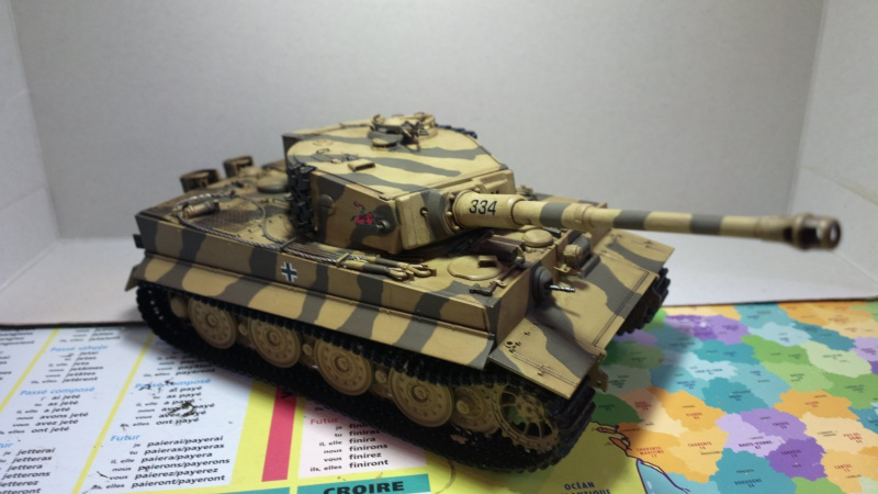 Pz.Kpfw.VI Ausf.E TIGER I ; DRAGON 1/35. 443441201409012711