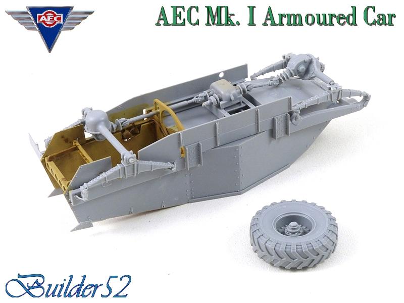 AEC Mk.I Armoured Car - Lybie 1942 - Miniart 1/35 - Page 2 444137P1050102