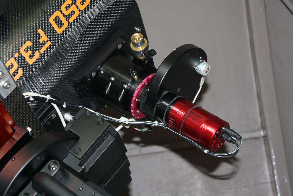 Construction astrographe de 250 F3.2 en carbone 444202AN2503