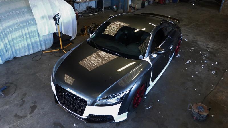 Audi TT S-Line Gris Nardo  - Page 9 446479021