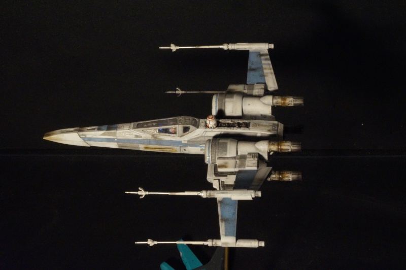 "X-Wing ""Resistance"" T-70 Bandaï 1/72 447750DSC01548"