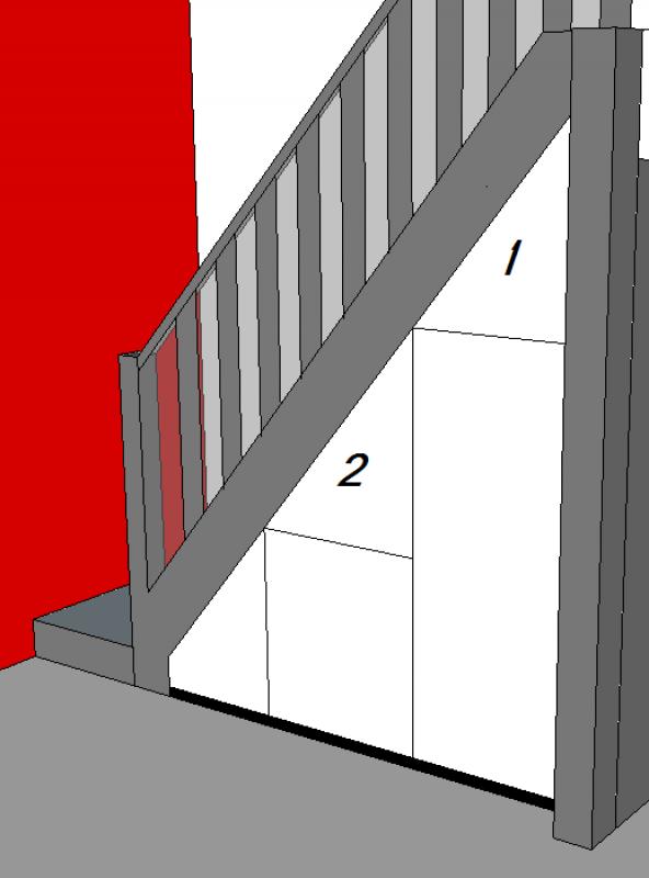 Rangement sous escalier 448097Capture