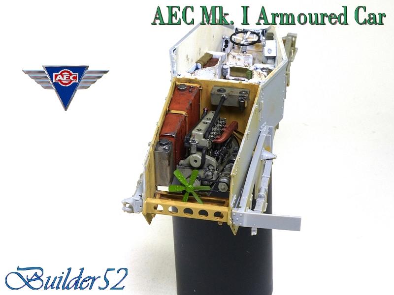 AEC Mk.I Armoured Car - Lybie 1942 - Miniart 1/35 - Page 2 449659P1050106