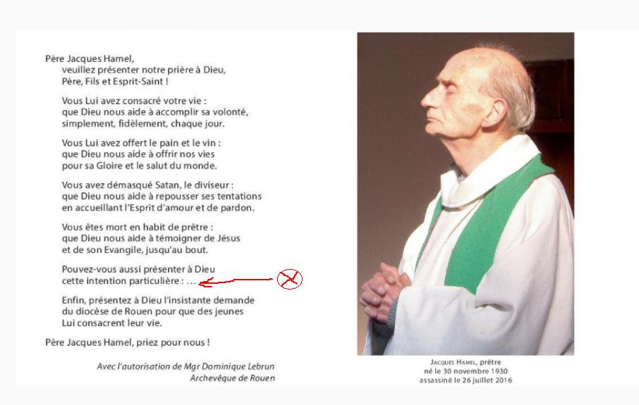 """***  """"  Un an après l'assassinat du père Jacques Hamel """" *** 4498641docalatoir2"""