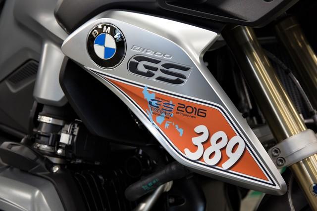 114 BMW R 1200 GS dans les starting blocks pour le BMW Motorrad International GS Trophy 2016 450014P90206581highResbmwmotorradinterna