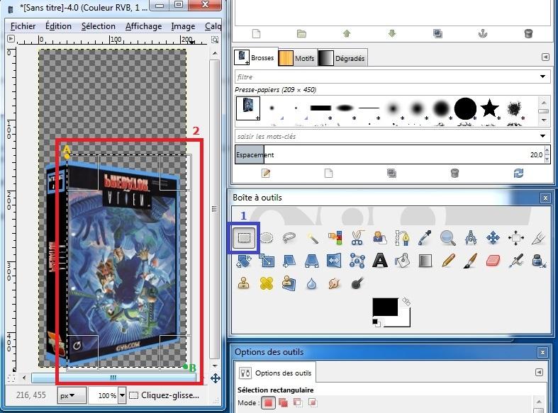 [Tutorial] Création d'icones 3D pour la Neo Geo X 450516Capture19