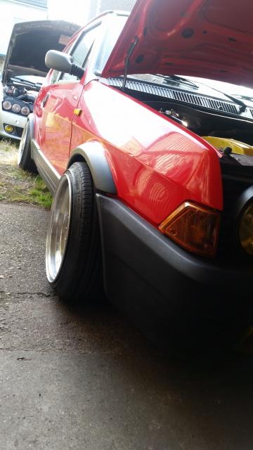 Fiat Ritmo 130 TC Abarth '84 en static sur Compomotive !! - Page 2 45074820160814183846