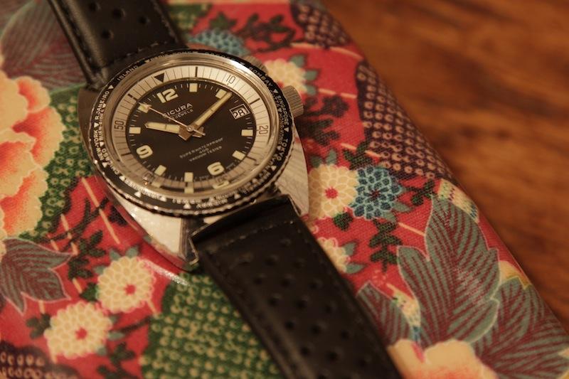 SICURA GMT bracelet rallye 451280MG9276