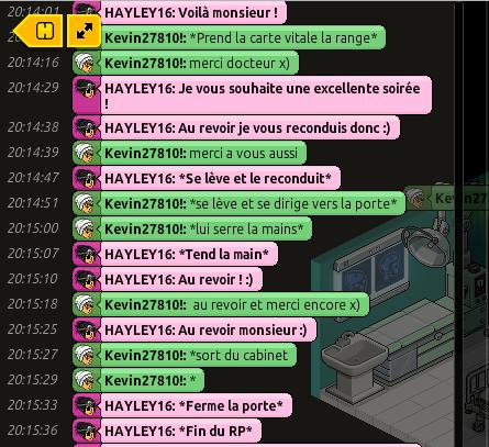 [C.H.U] Rapport d'action d'HAYLEY16 - Infirmière  45160086K4