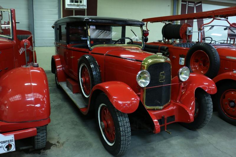 Des camions à gogo....Musée des sapeurs pompiers de Lyon 451673IMG6550