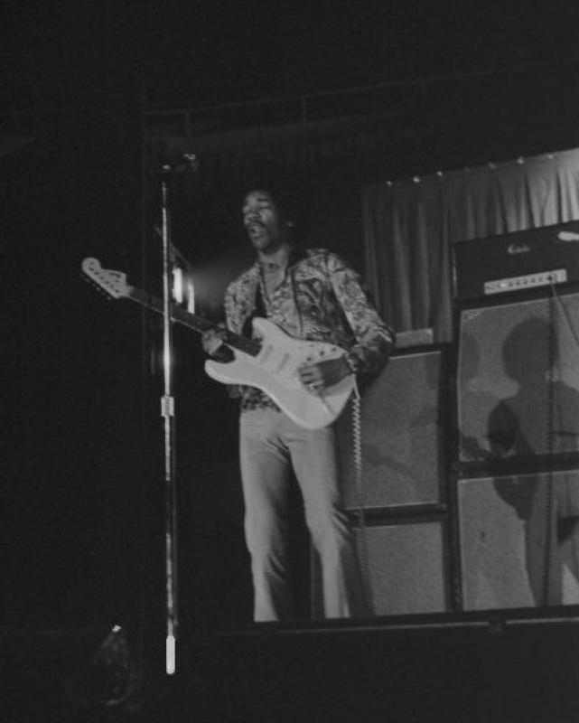 Phoenix (Memorial Coliseum) : 4 septembre 1968  45169419680904Phoenix11