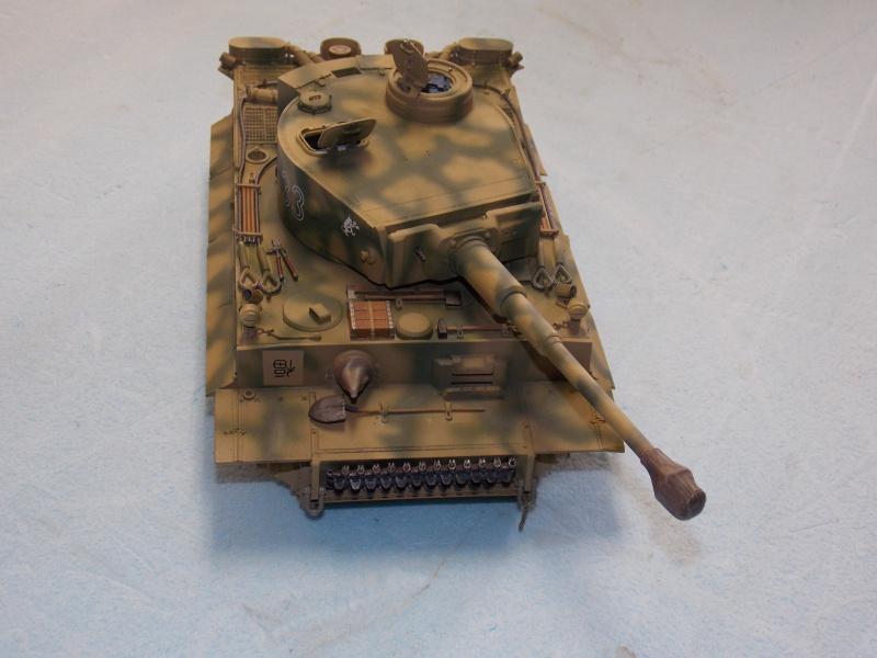 TIGRE S33  avant la bataille de Koursk juillet 43 (Dragon 1/35 dio DIODUMP) - Page 6 452260DSCN4673