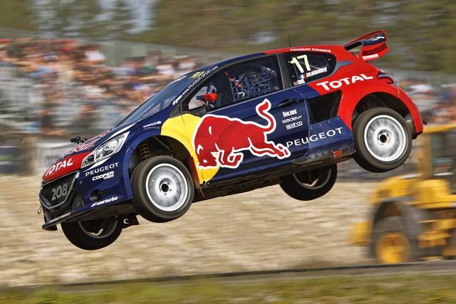 Le Team Peugeot Hansen dépossédé de la victoire en Suède 4522735598081eb4cdc