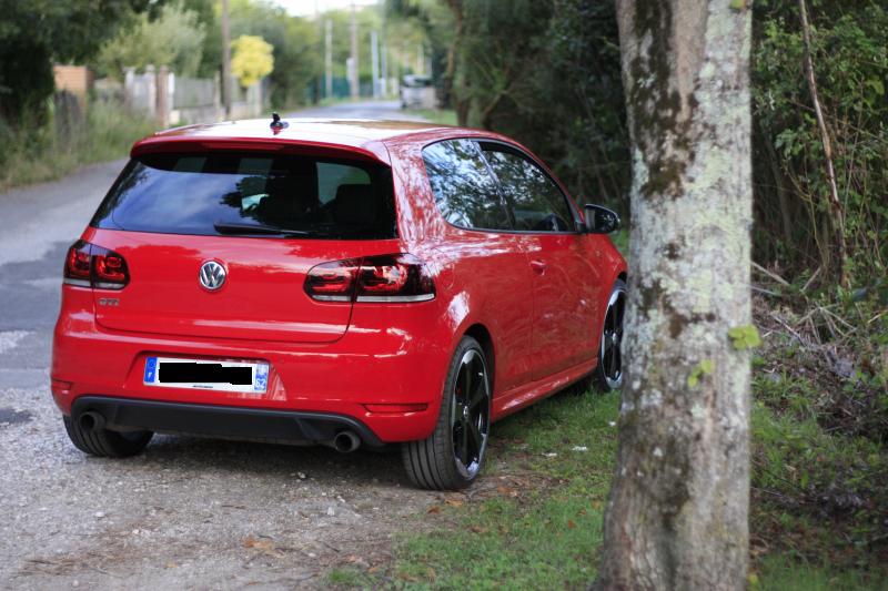 Golf GTI Edition 35 de Wool16 452306MG8178