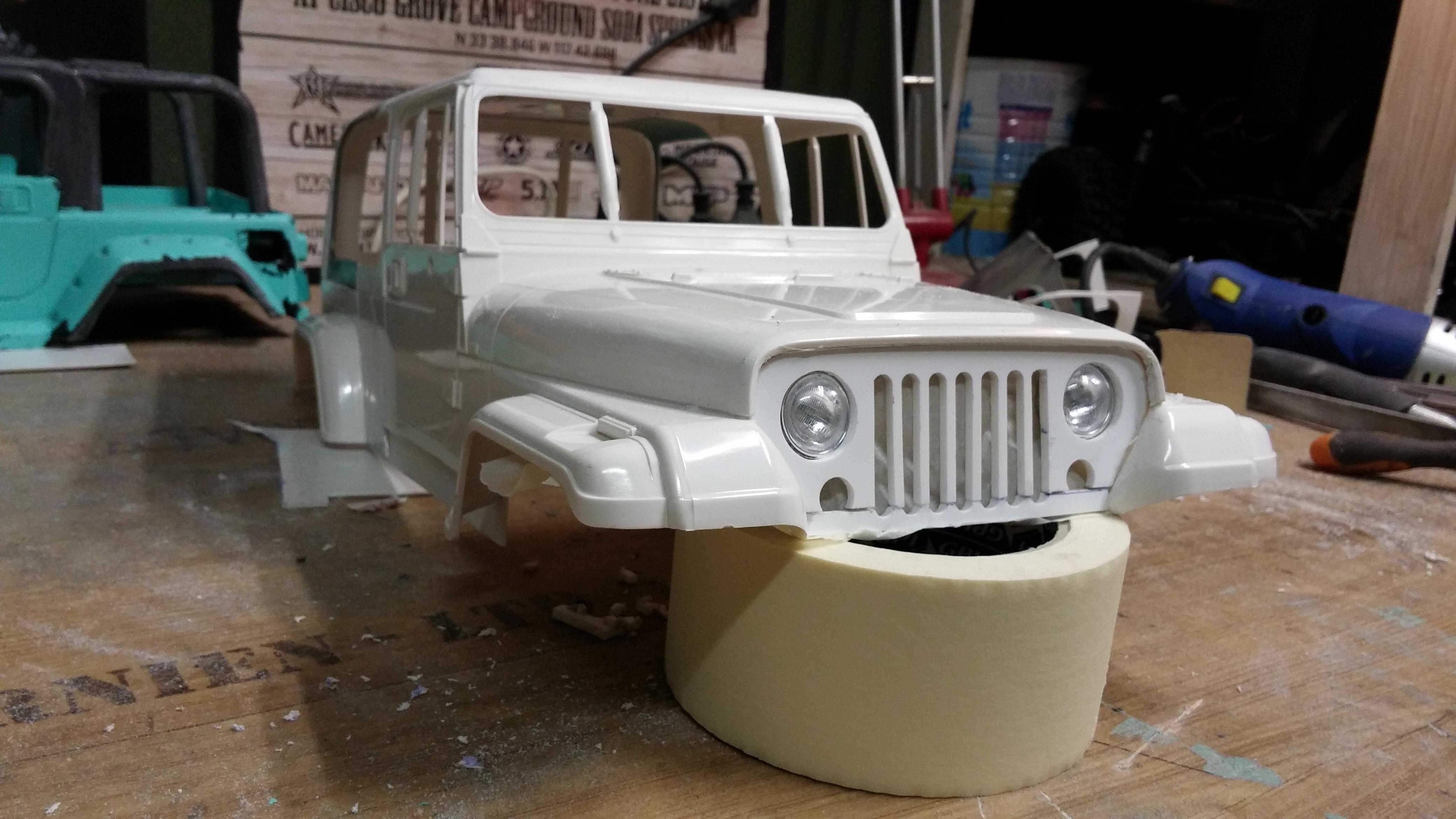 Jeep TJ Unlimited  45327320141004211112