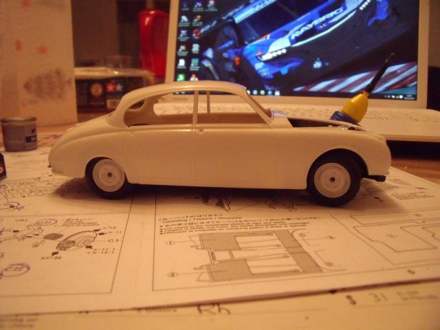 Jaguar MKII Saloon de Léopold Saroyan dans le Corniaud 453614DSCF66371