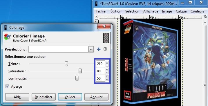 [Tutorial] Création d'icones 3D pour la Neo Geo X 454039Capture14