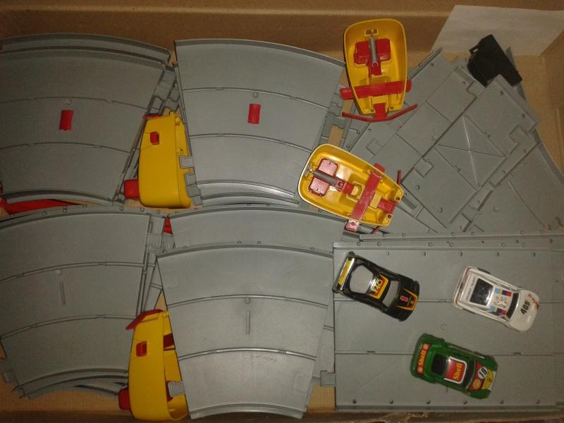 Punch Racer : Circuit de 5 mètres 45444520141119172829