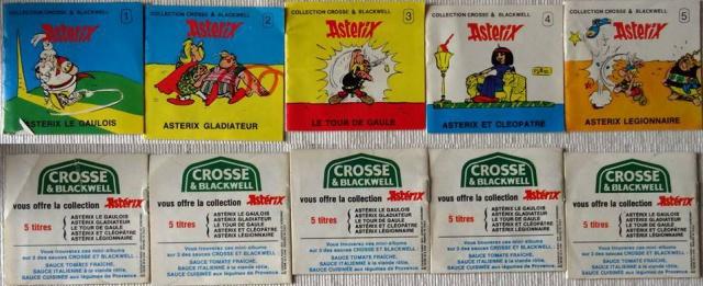 Mes dernières acquisitions Astérix - Page 5 454654livret