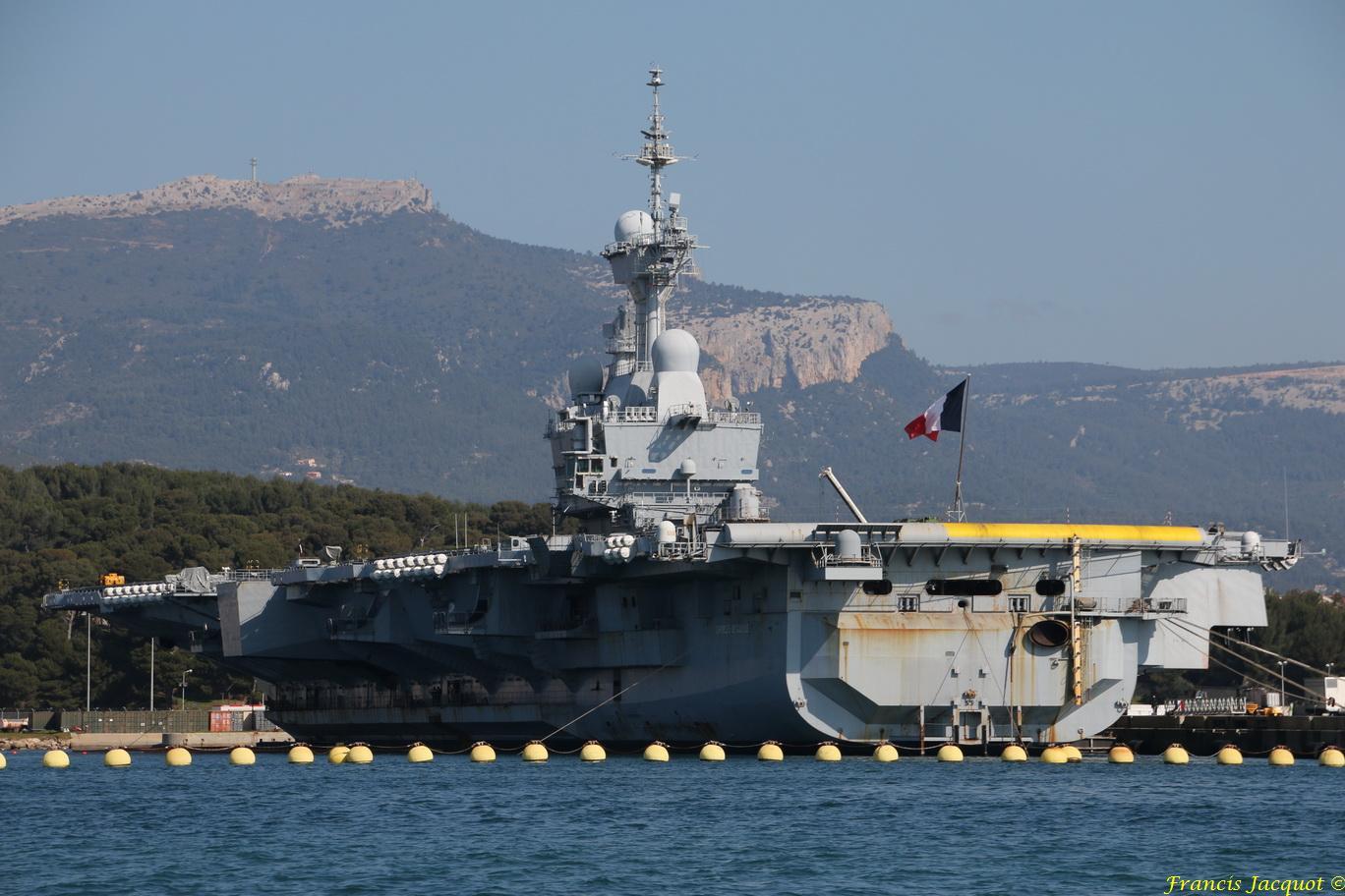 [ Porte-Avions Nucléaire ] Charles de Gaulle Tome 3 4546655702