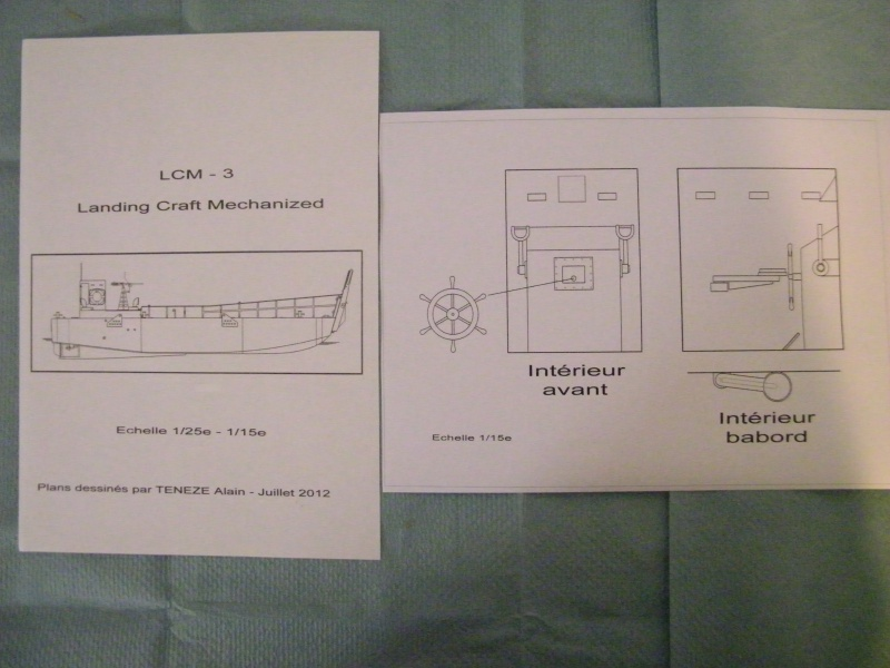 Plan LCM3 à vendre 4547331003257