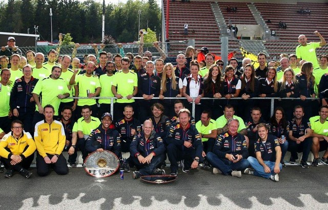 F1 GP de Belgique 2014 : Victoire Daniel Ricciardo 4549572014Ricciardo