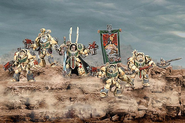 Codex Dark Angels et nouvelles figurines - Page 2 456249DAC