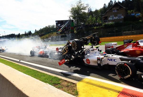 F1 GP de Belgique 2012 : Victoire Jenson Button 456787Grosjeanalimintroispilotes1