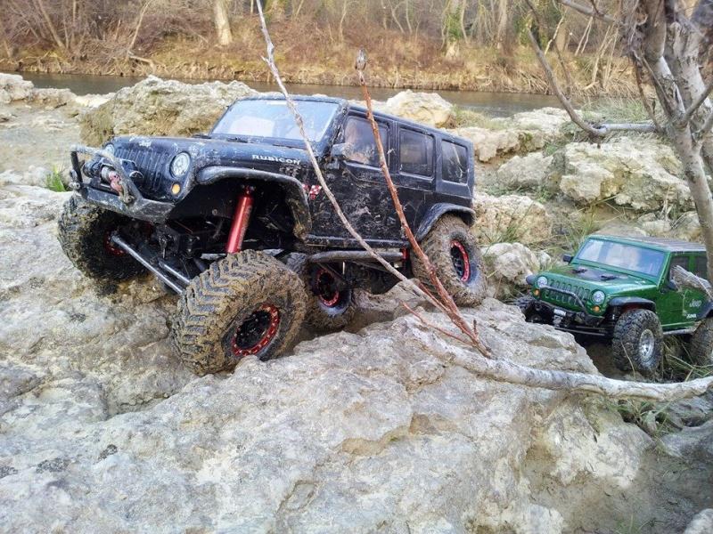 Jeep Wrangler Unlimited Rubicon kit de Marcogti 45725610888360102056826346495685700038308305001101n