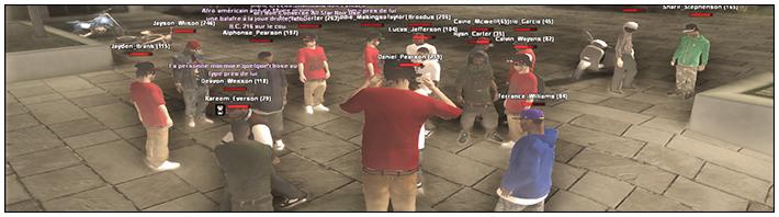 216 Black Criminals - Screenshots & Vidéos II 458319293
