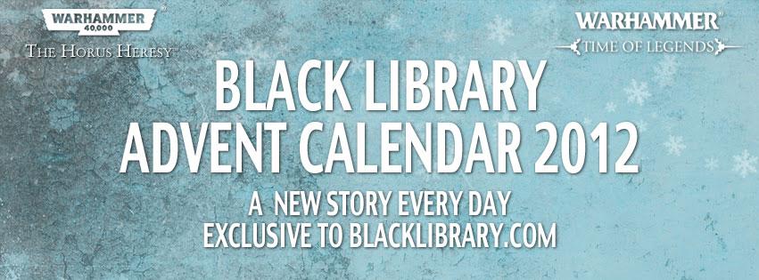 Black Library Advent Calendar 2012 458874adventcalendar2012