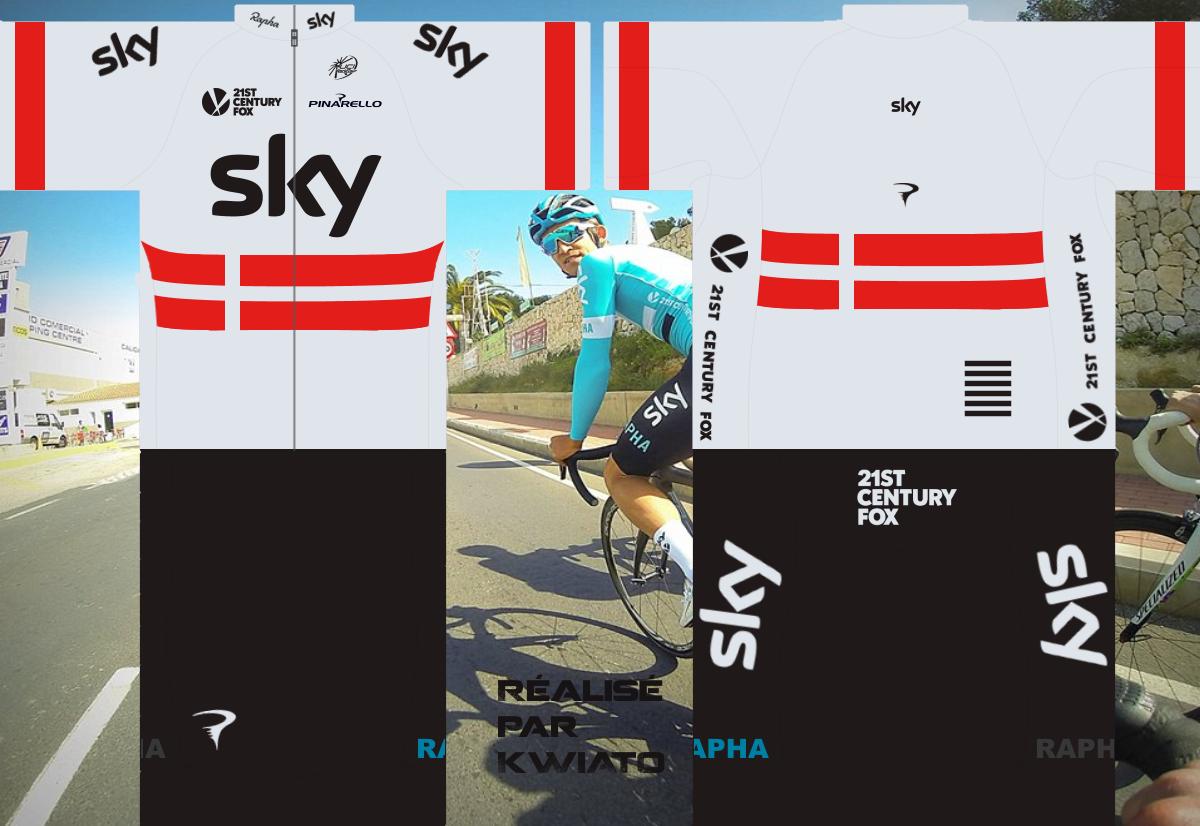 SKY Pro Cycling 459069skymaillotden
