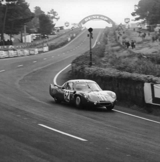 Alpine présent en force pour l'édition 2016 du Mans Classic 4597268064416