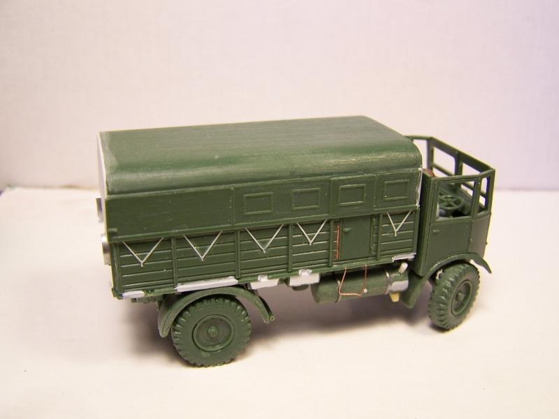 AEC Matador et Ambulance Austin K2 459812MatadorAustinK2006
