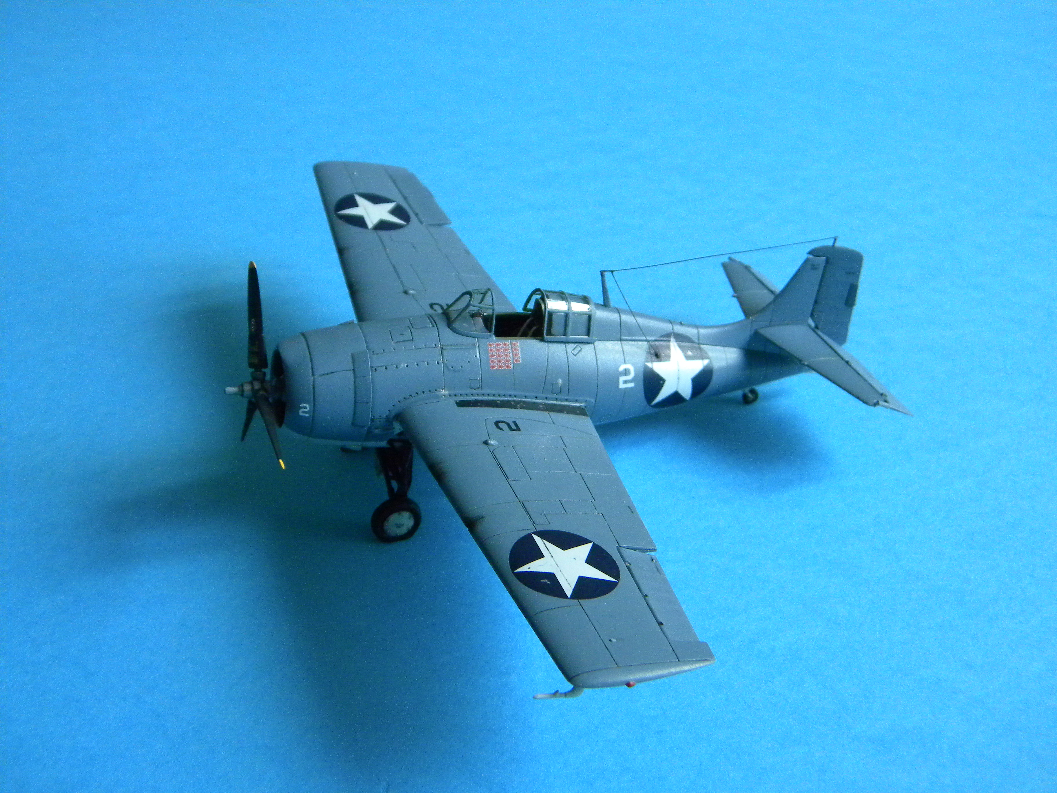 [Airfix] F4F-4 Wildcat 459833DSCN9526