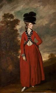 [Histo] Riding Habit Lady Worsley 460030Ladyworsley