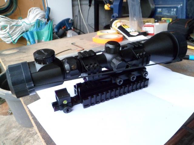 AX338 avec des pièces neuves  M4  460097SAM2145