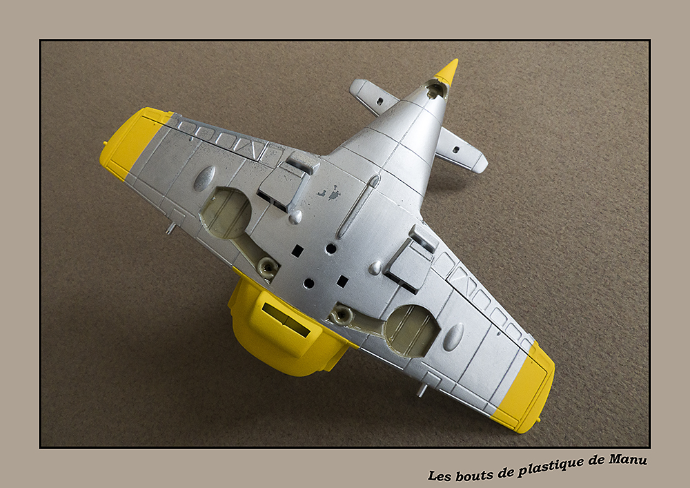 Bf 109 Tiger Model egg plane-FINI ! 4602021934