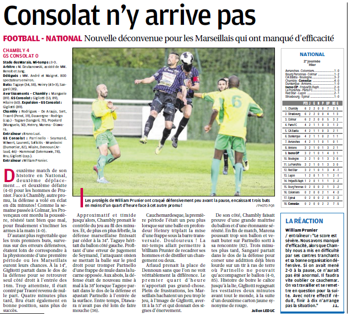 2E JOURNEE : FC CHAMBLY - MARSEILLE CONSOLAT 15 AOUT 2014 - Page 2 460875607