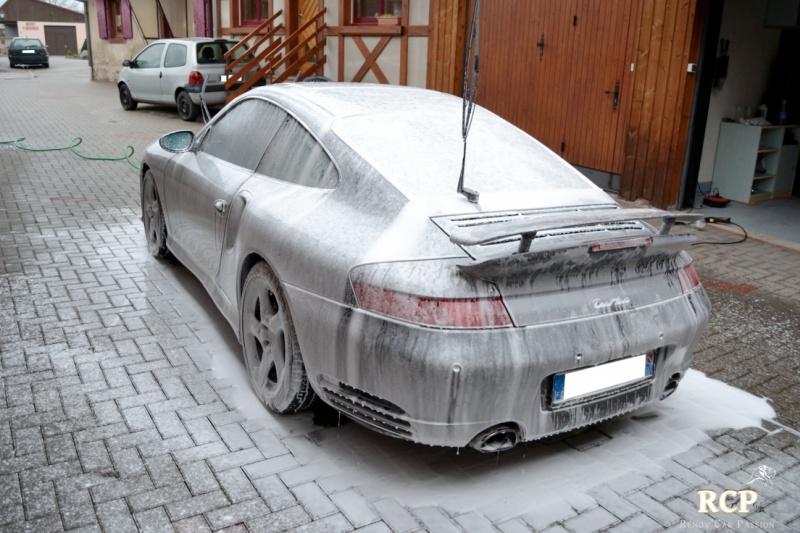 Rénovation extérieur Porsche 996 TT 4609490055
