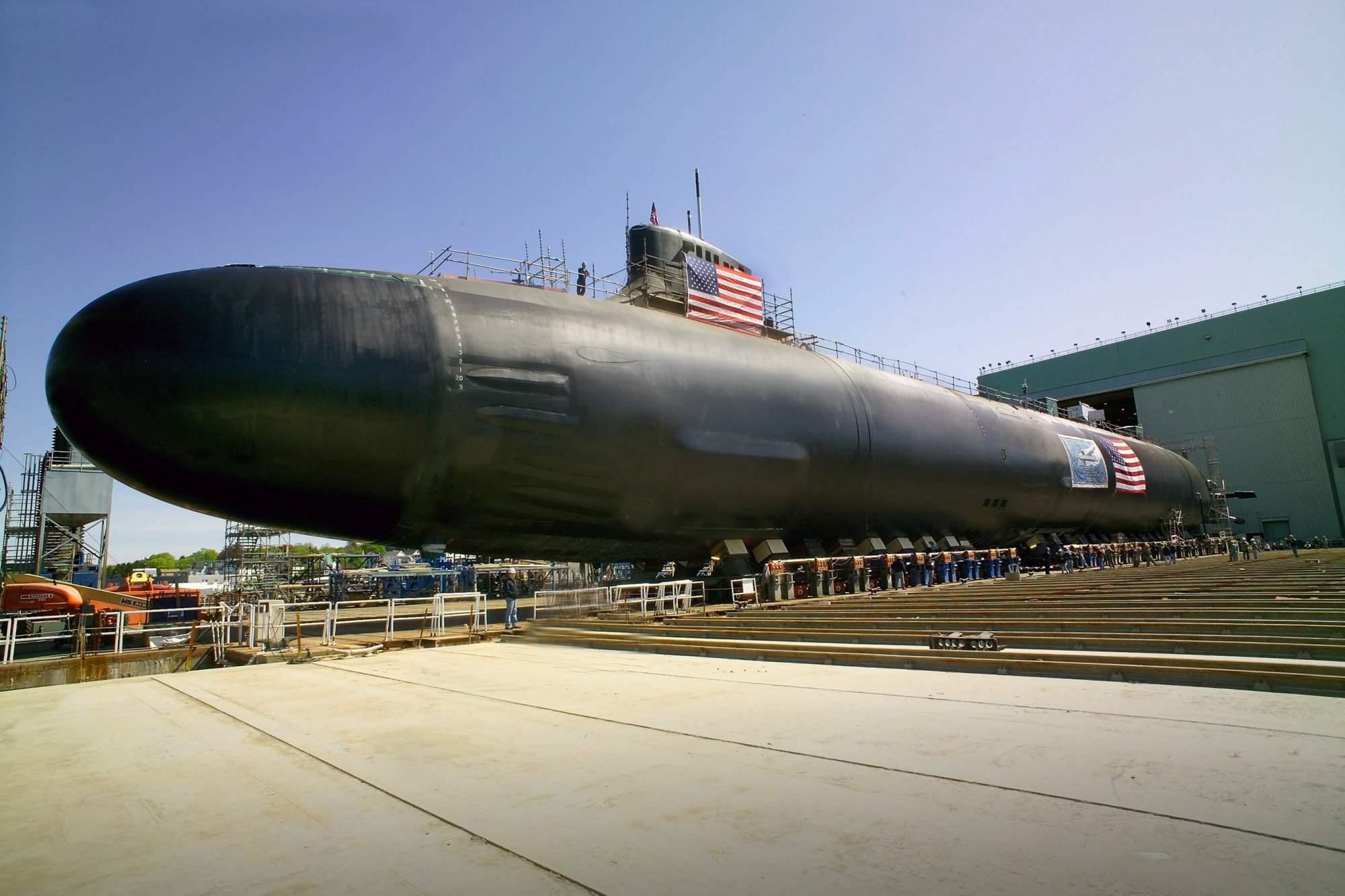 SSN 21 ET SSN 23 Seawolf Class 1/350 46099408002303