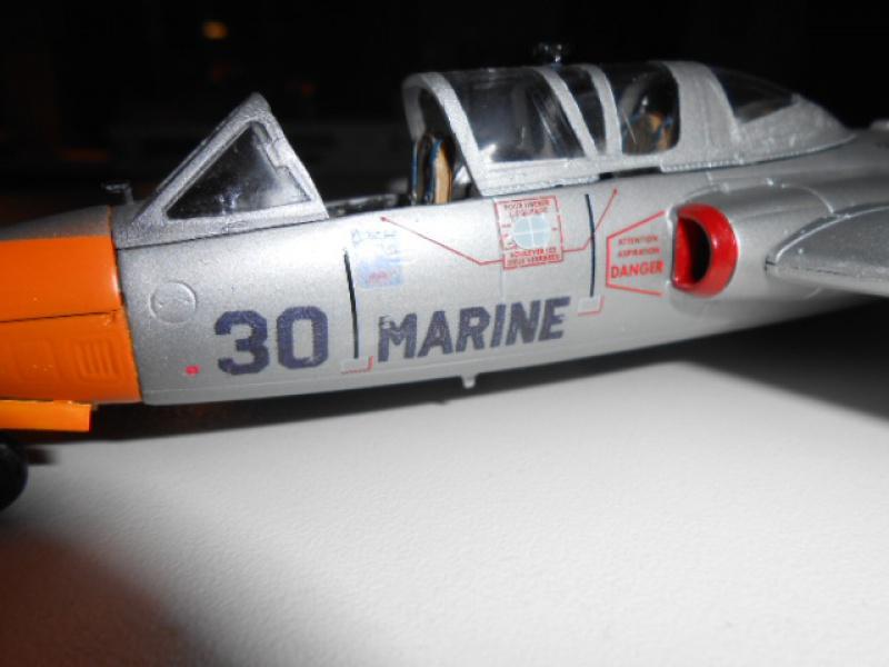Fouga Magister 1/48 Kinetic lionel 45 - Page 2 461297Fougafini020