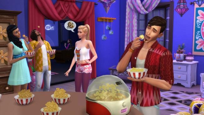 Les Sims 4 Comme au Cinéma [12 janvier 2016] 461410cin1