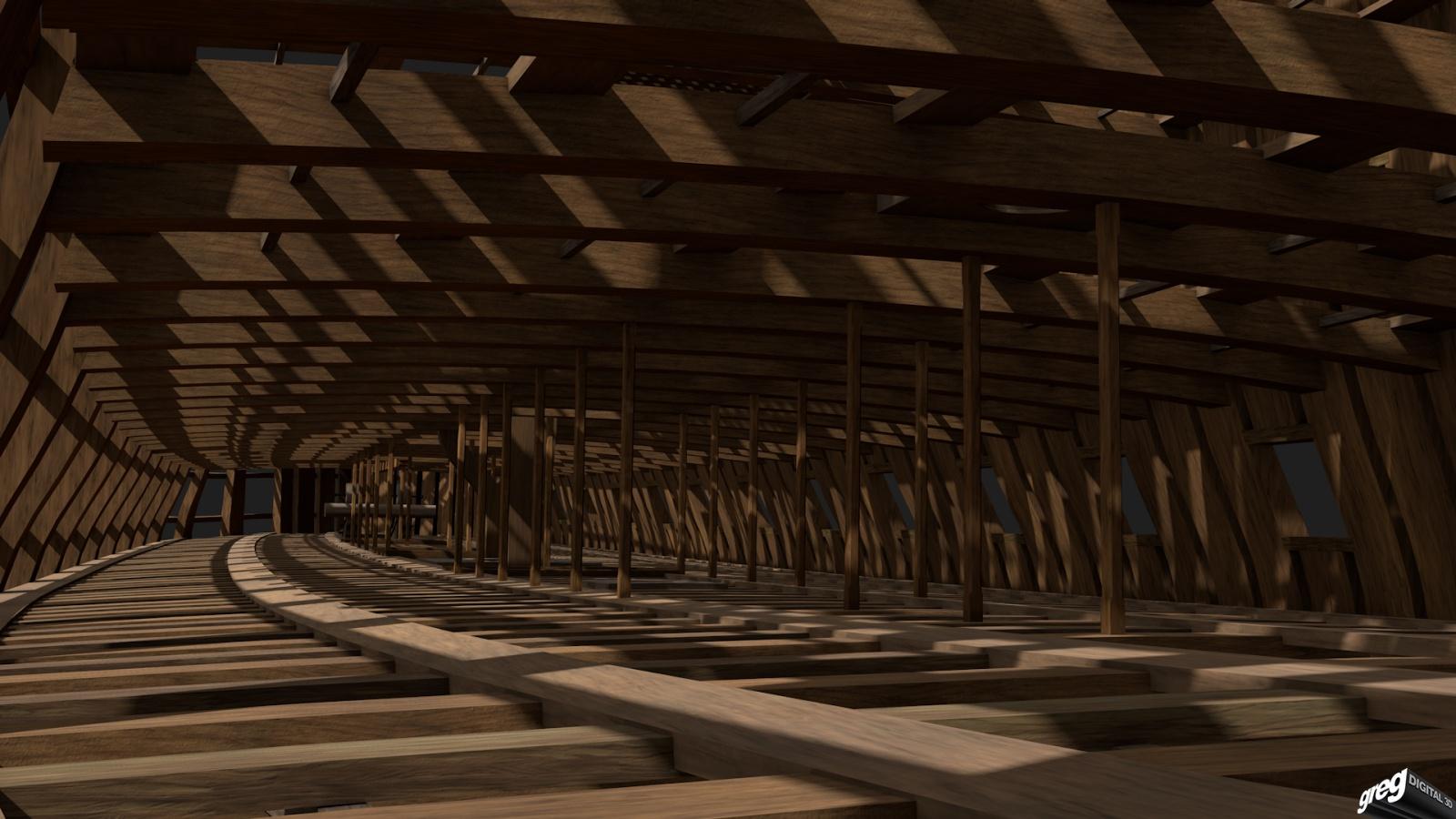 Vaisseau 74 canons Lucide (Création 3D) de Greg_3D - Page 3 461558Squelettepontilles