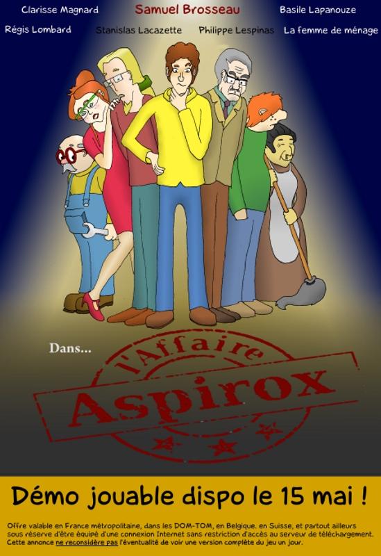 L'Affaire Aspirox 461643AnnonceDmo3