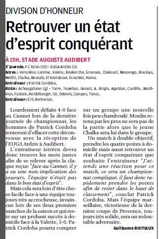 FC ISTRES B  // DHR  MEDITERRANEE  et AUTRES JEUNES  - Page 13 462003251