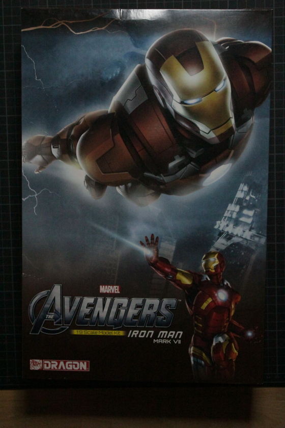 Iron Man [Armure Mark VII] Dragon 1:9 Ref 38311 462181DPP138