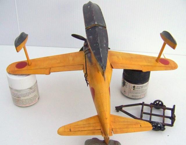 "Nakajima N1K1 Kyofu"" Rex"".Tamiya 1/48 4625321084323"