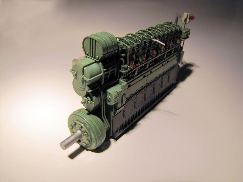 U-552 TRUMPETER Echelle 1/48 - Page 3 462556zmmmmm